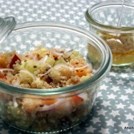 Salade fraiche au quinoa