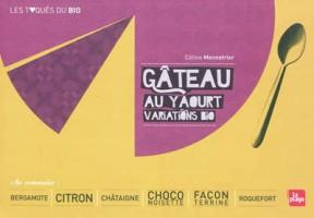 Livre Gâteau au yaourt Céline Mennetrier