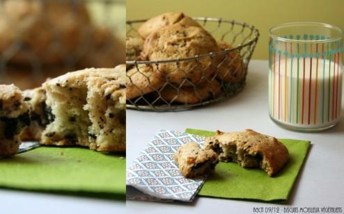 Petits gâteaux végé chocorange et amande