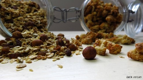 granola et topping-crumble
