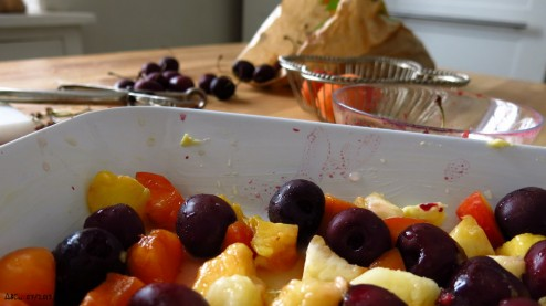 Clafoutis multifruits