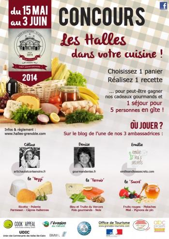 concours halle sainte Claire Grenoble