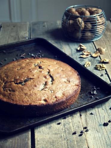 gâteau chocolat noix sarrasin