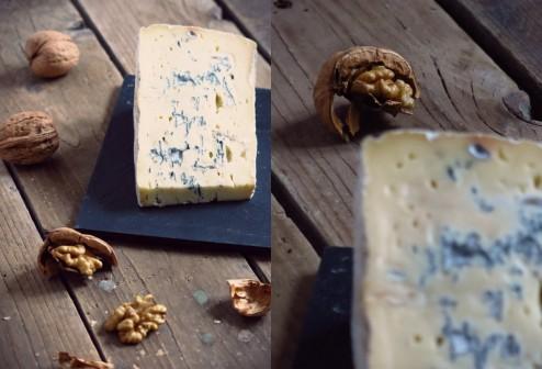 bleu du Vercors-Sassenage et noix