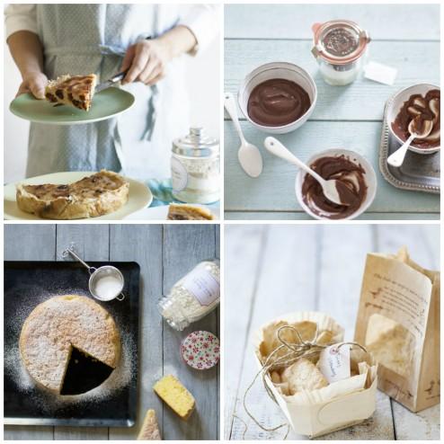 Planche Mes desserts en kit