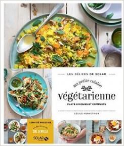 Ma petite cuisine végétarienne Céline Mennetrier Solar