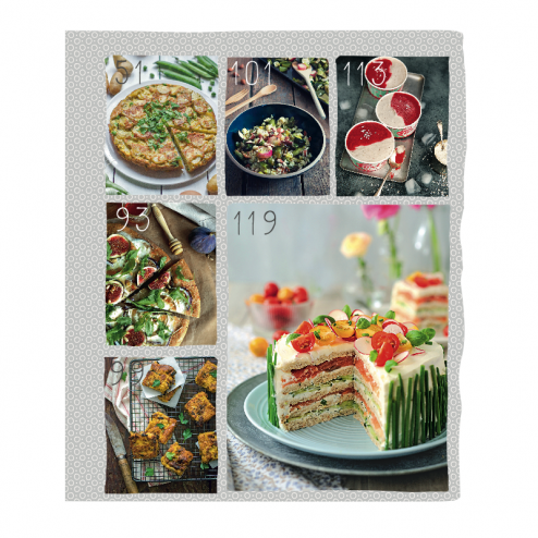 planche sommaire Saveurs spécial blogs culinaires
