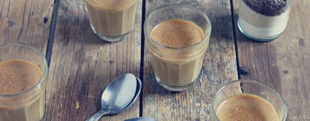 Crèmes au café
