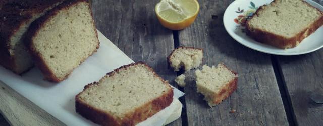 gâteau au yaourt bergamote