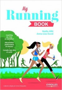 Couv My running book