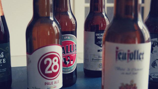 Une petite mousse 6 bières