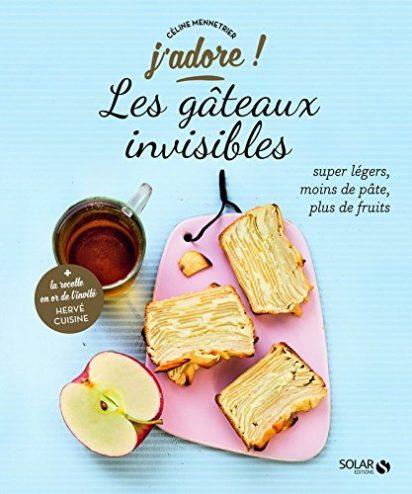 Couv Les gâteaux invisbles Céline Mennetrier Solar