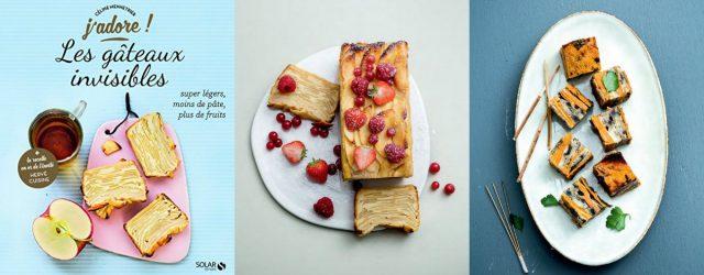 Les gâteaux invisibles Planche de Couv
