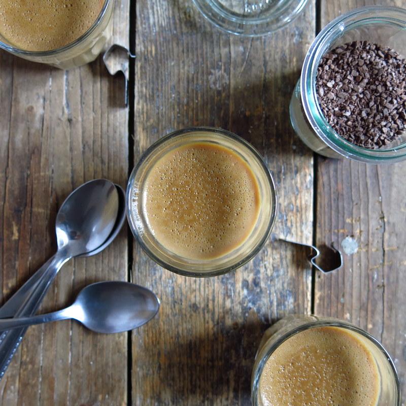 crème dessert chicorée dessert en kit