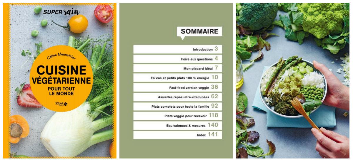 Cuisine v g tarienne pour tout le monde solar avril for Tout les cuisine